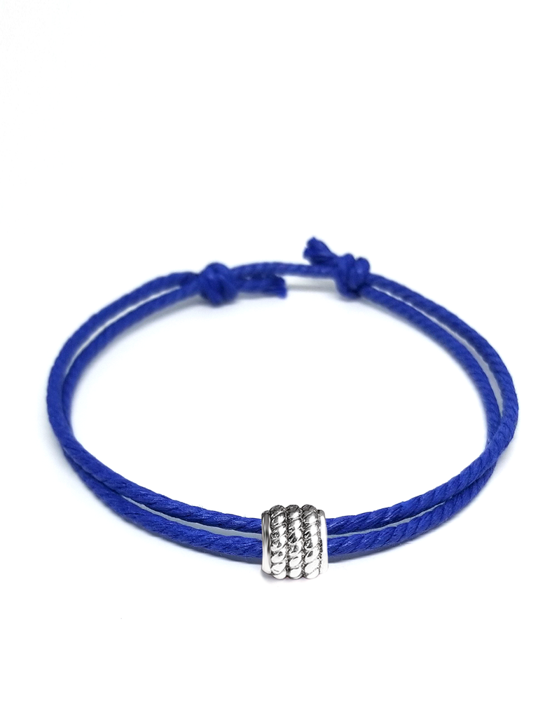 Marine Blue - Cast Away Anklet & Bracelet