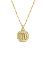 14k / 18k Scorpio Zodiac Necklace