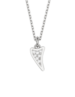 Diamond Shark Charmer Necklace