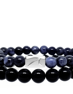 Bimini - Shark Gemstone Bracelet Set