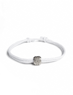 White - Cast Away Anklet & Bracelet