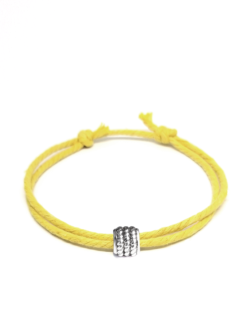 Yellow - Cast Away Anklet & Bracelet