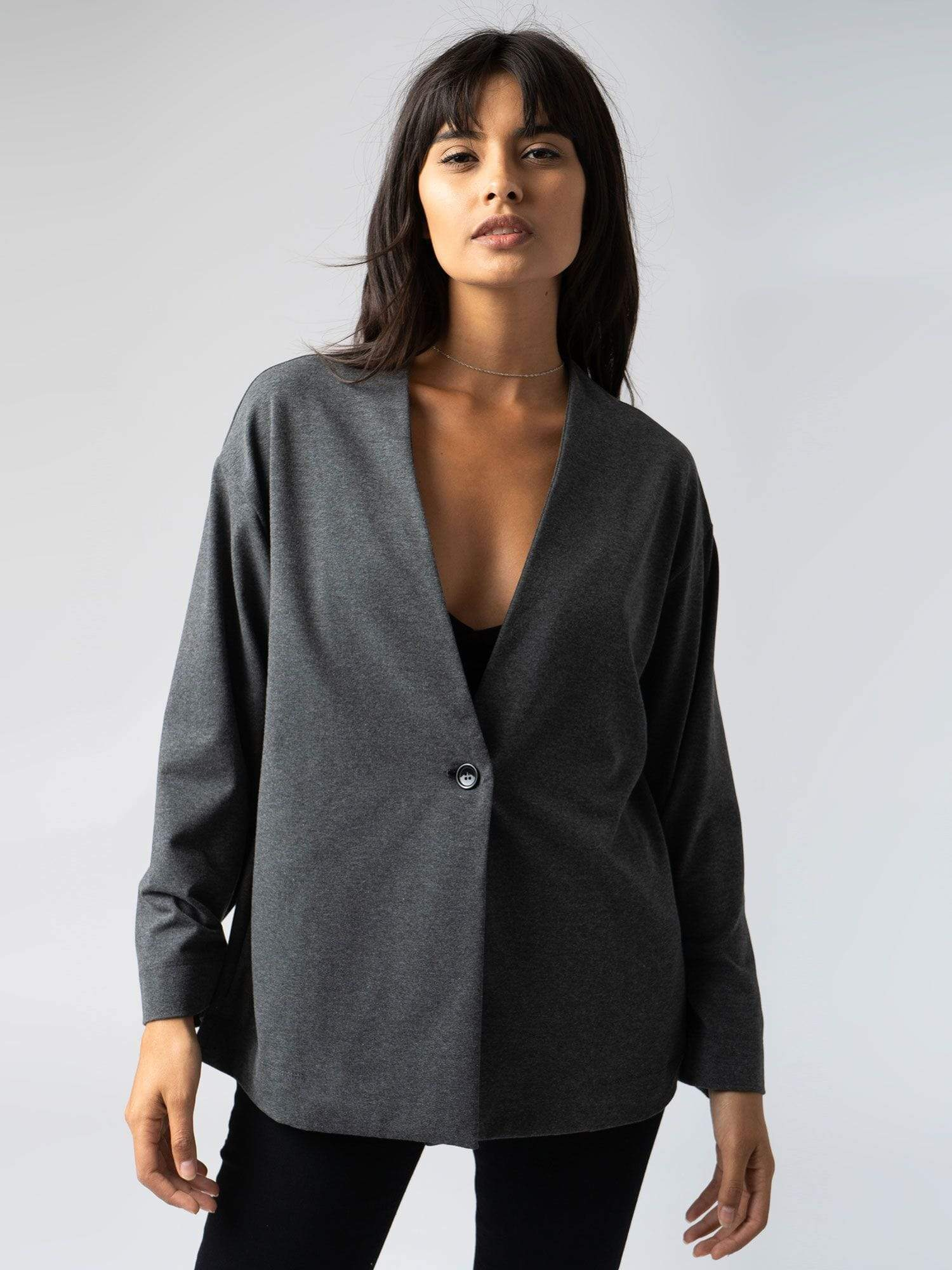 Apartment Jacket Charcoal