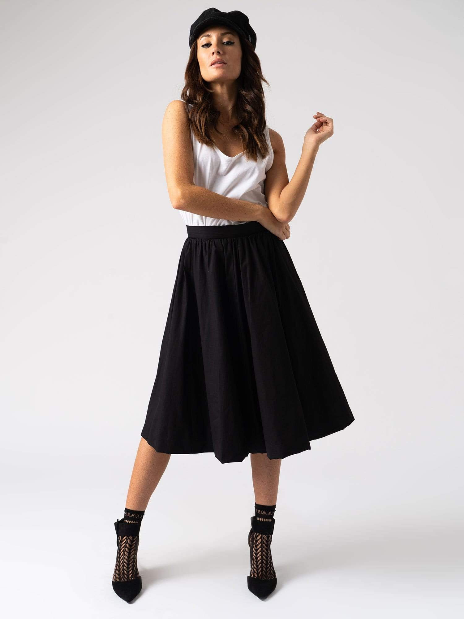 Biarritz Skirt Black