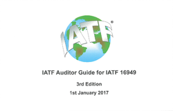 IATF Auditor Guide for IATF 16949 - 3rd Edition