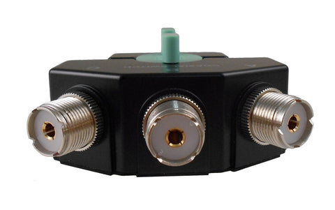3 WAY SO239 Antenna switch (NEW) £45.00