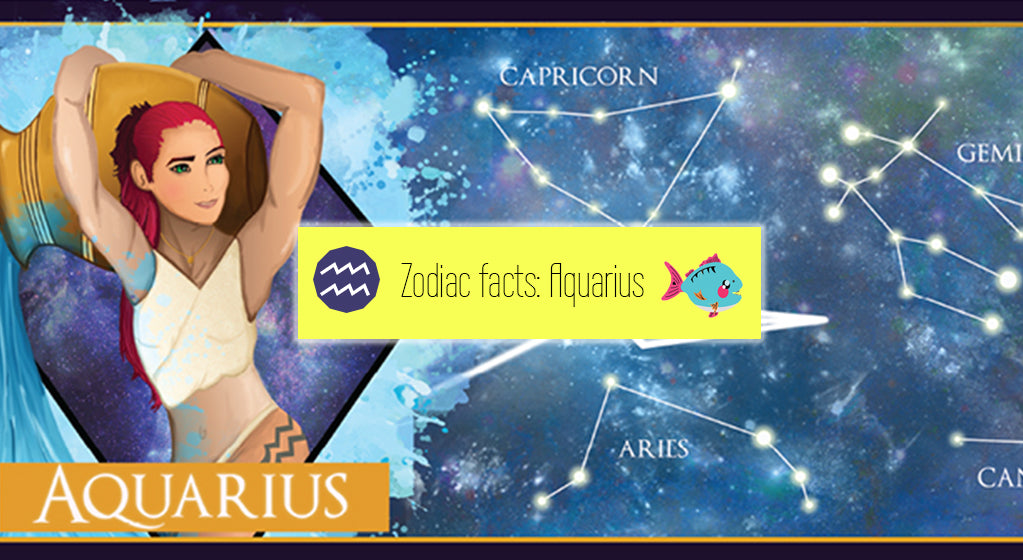 Aquarius [20 January – 18 February] | star sign, horoscope, astrology and zodiac facts