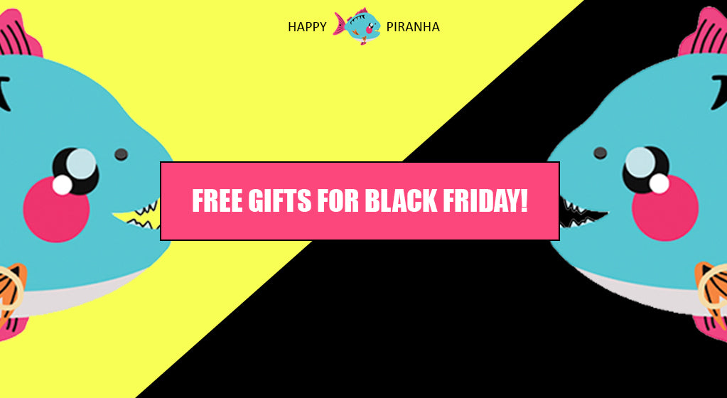 Black Friday Deals: Free Gifts!