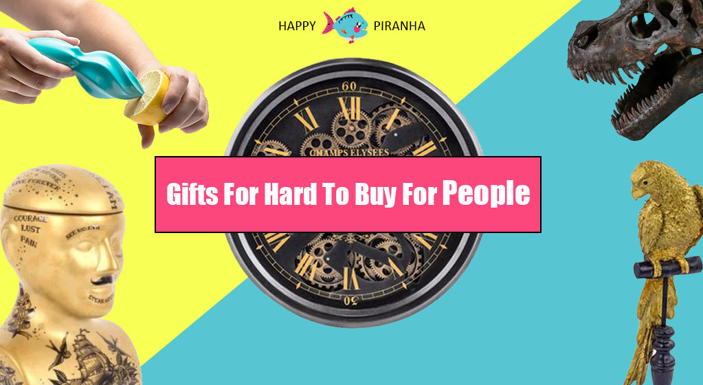 12 Christmas Gifts For Hard to Buy For People That Already Have Everything