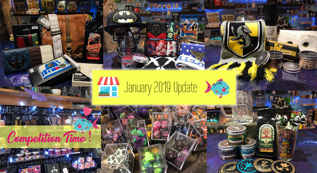 What's Happening in 2019 | Happy Piranha Update