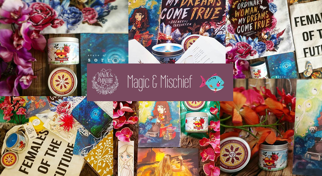 Magic and Mischief Book Box