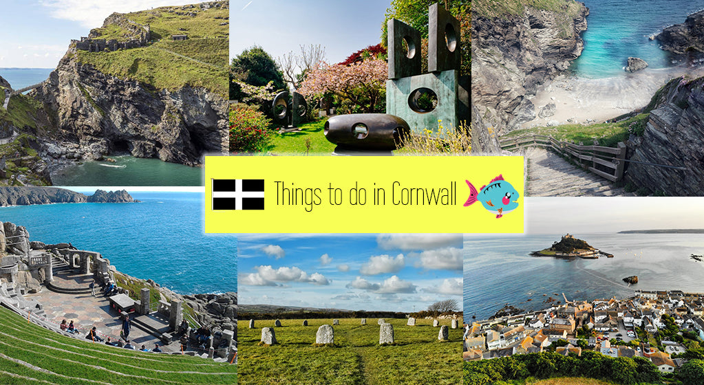 Things to do in Cornwall: A Guide for Visiting