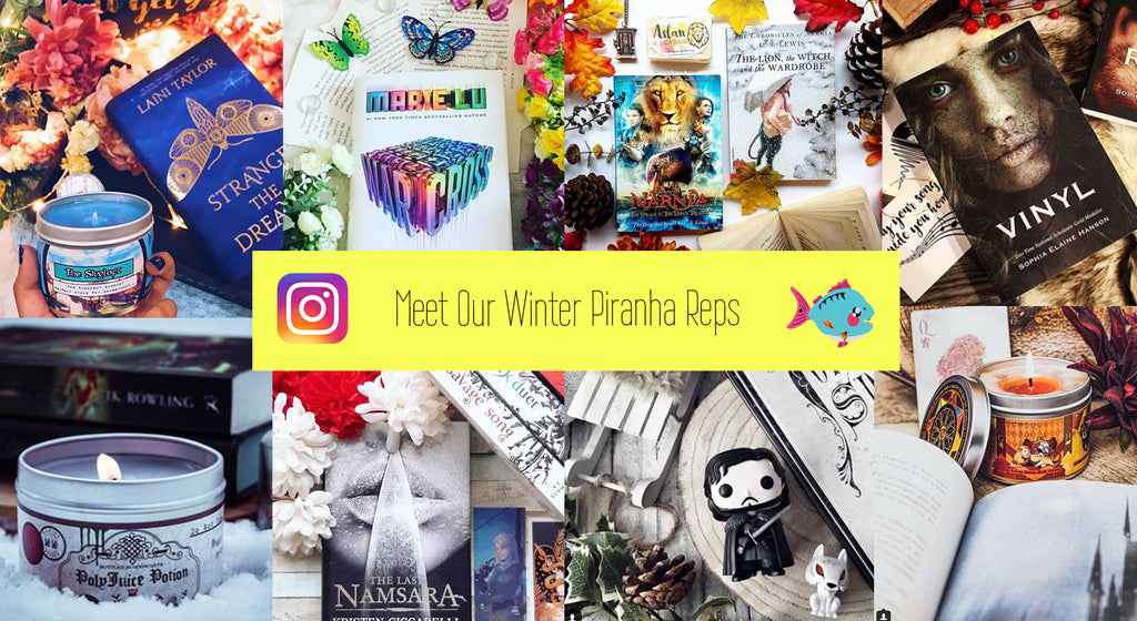 Meet Our Winter Happy Piranha Instagram Reps