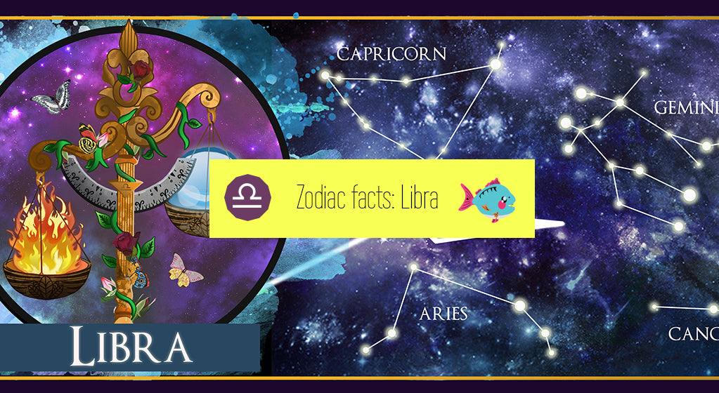 Libra the Scales [23 September - 22 October] | star sign, horoscope, astrological and zodiac facts