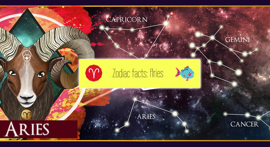 Aries the Ram [21 March - 19 April] | star sign, horoscope, astrological and zodiac facts