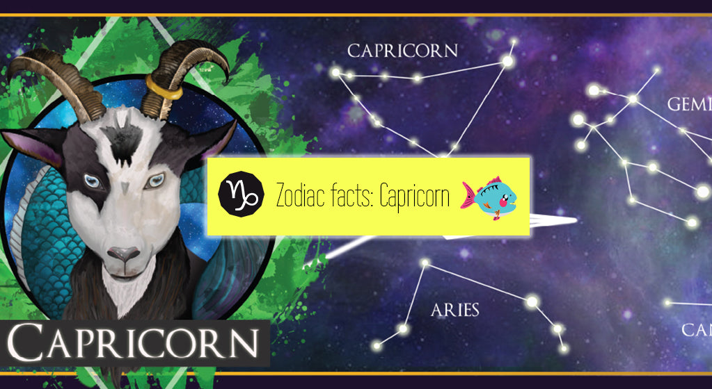 Capricorn [22 December – 19 January] | star sign, horoscope, astrology and zodiac facts
