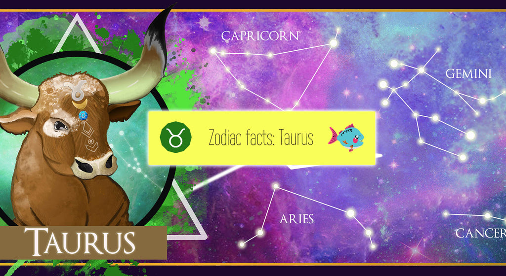 Taurus the Bull [20 April – 20 May ] | star sign, horoscope, astrological and zodiac facts