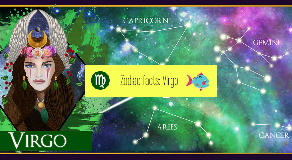 Virgo [23 August - 22 September] | star sign, horoscope, astrological and zodiac facts