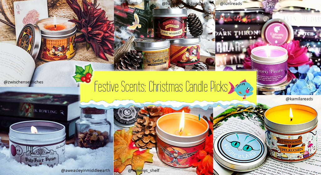Festive scents: Our 10 scented candles for a cosy Christmas atmosphere 2018
