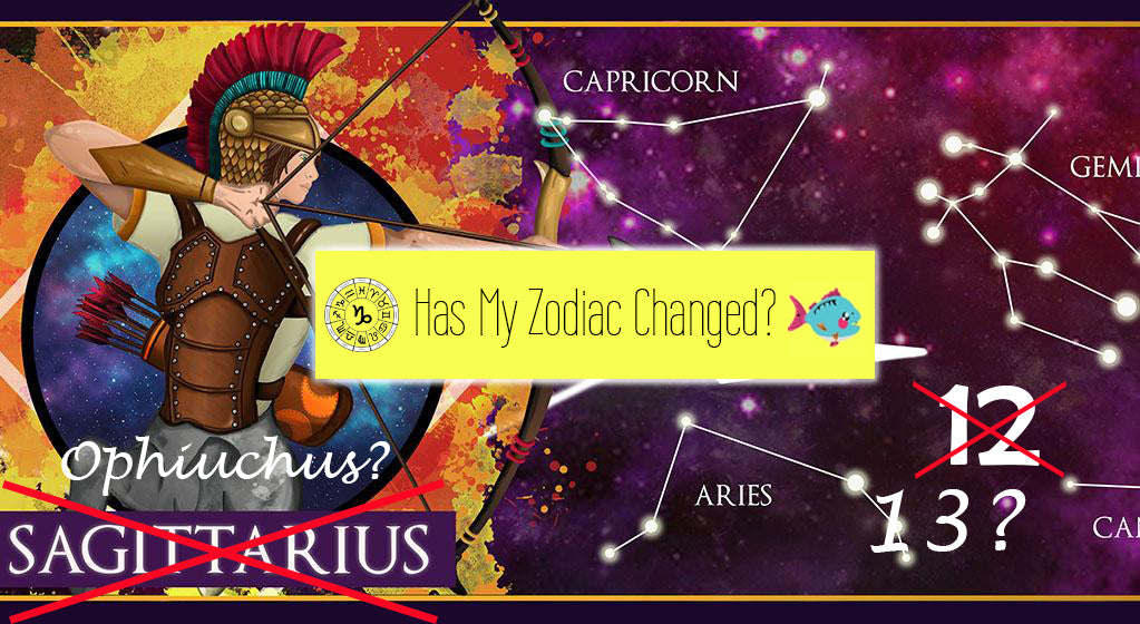 Has My Zodiac Changed and is There a Thirteenth Zodiac Star Sign?