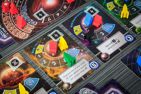 Tiny Epic Galaxies | boardgame stocking stuffers for geeks and gamers