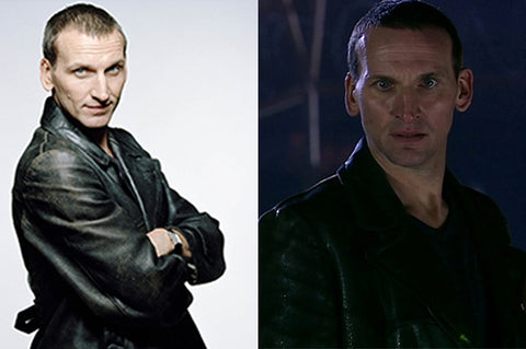 The Ninth Doctor in Doctor Who, Christopher Eccleston.