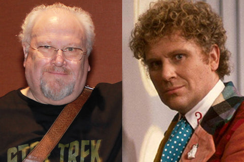 The Sixth Doctor in Doctor Who, Colin Baker.
