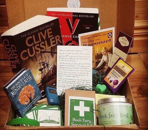The Book Fairy Box