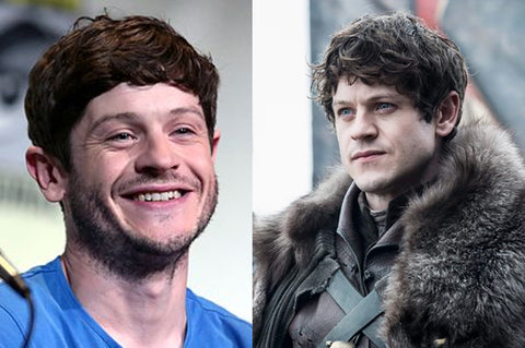 Iwan Rheon aka Ramsay Bolton from Game of Thrones.