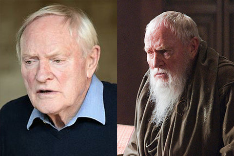Julian Glover is going to London Film and Comiccon