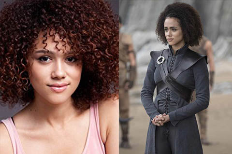 Nathalie Emmanuel is going to London Film and Comiccon
