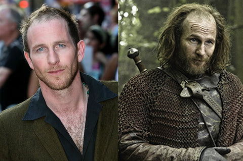 Paul Kaye aka Thoros of Myr from Game of Thrones.