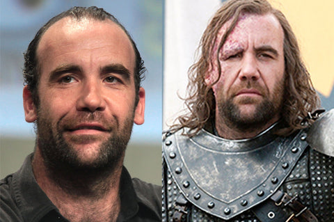 Rory McCann aka Sandor The Hound Clegane from Game of Thrones.