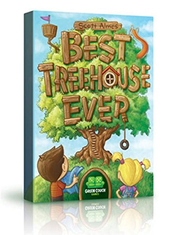 The best Treehouse ever | boardgame stocking stuffers for geeks and gamers