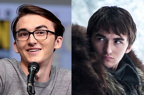 Isaac Hempstead Wright aka Bran stark from Game of Thrones.