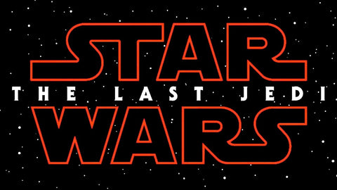 Star Wars the Last Jedi - Dosney - Happy Piranha Nlog - films we want to watch 2017