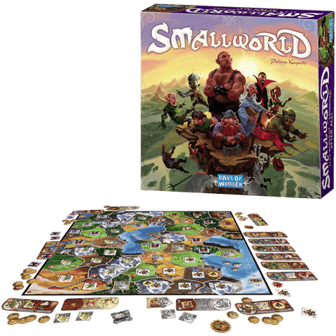 Smallworld the board game