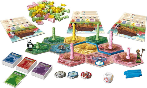 Takenoko the board game