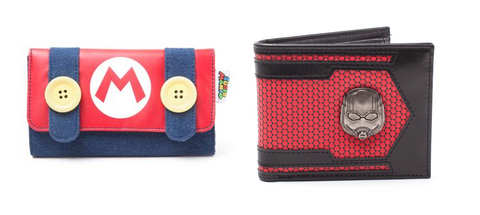 Wallets and purses at Happy Piranha