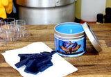 Happy Piranha's Ravenclaw, Harry Potter  inspired scented candle