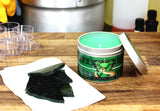 Ambition, Happy Piranha's  Harry Potter Slytherin inspired scented candle.