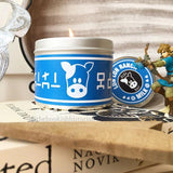 legend of zelda lon lon ranch milk geeky inspired cosplay scented candle