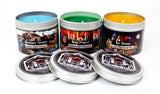 RPG Adventure Scented Candle 3 set | Happy Piranha