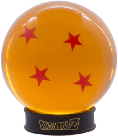 Dragon Ball Z Goku's 4 Star Dragon Ball Replica  | Happy Piranha