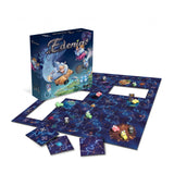 Edenia Board Game box and contents | Happy Piranha