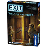 EXIT: The Mysterious Museum - Escape Room Board Game | Happy Piranha