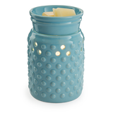 Hobnail Midsize Illumination Wax Melt Warmer | Happy Piranha