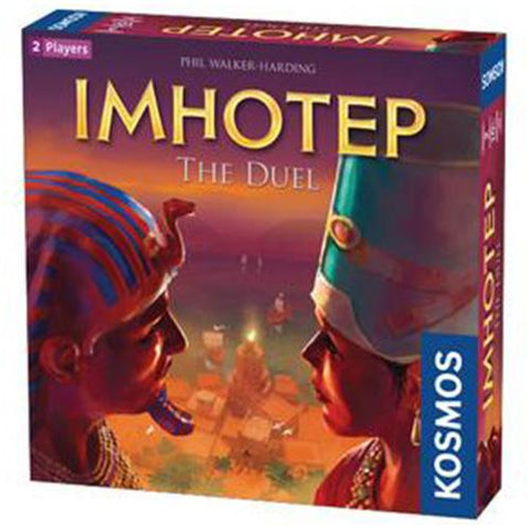 Imhotep: The Duel Board Game | Happy Piranha
