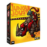 Jungle Joust Board Game | Happy Piranha