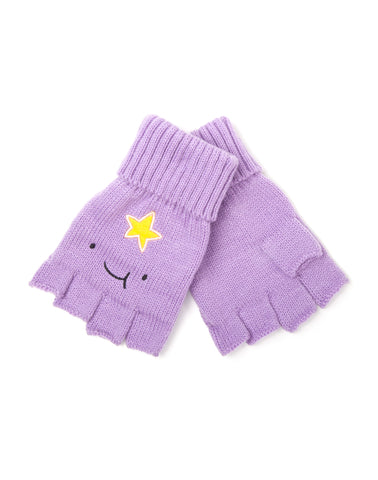 Adventure Time Lumpy Space Princess Fingerless Gloves | Happy Piranha